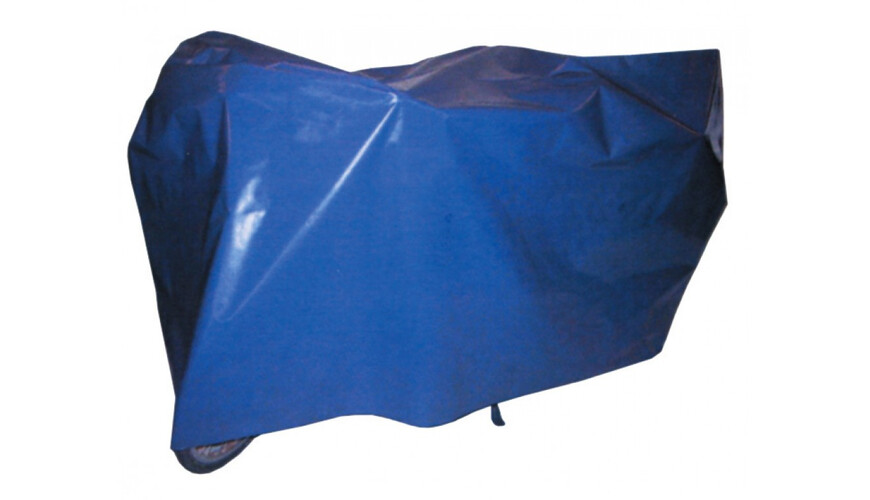 Funda para proteger bicicleta Diverse azul